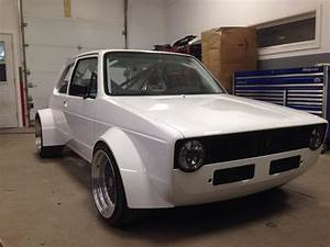 Vw Rabbit With A Mid