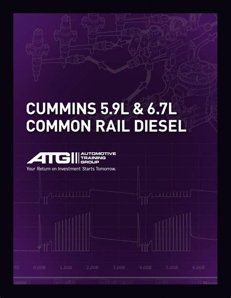 cummins 5 9l 6 7l common rail diesel