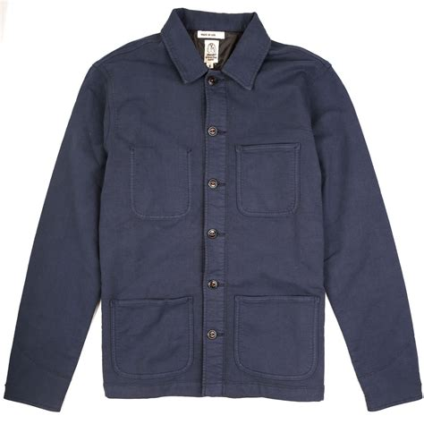 The Vise Double Weave Navy — Brooklyn Clothing