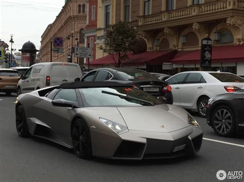 Lamborghini Reventón Roadster - 13 August 2016 - Autogespot