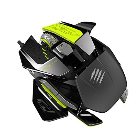 Mad Catz Rat Ultimate Gaming Mouse With Philips Pln2037