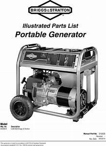 Partsmanual 85271 3 Briggs  U0026 Straton 30468 Parts List