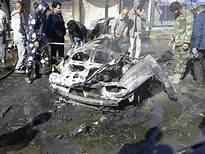 Benghazi mosque bomb blast