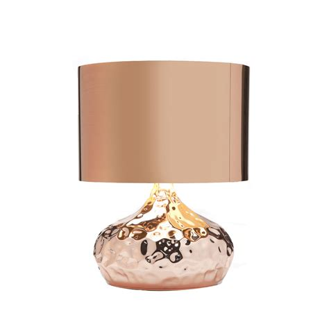 use copper table ls to enhance the ambiance and mood of your living warisan lighting