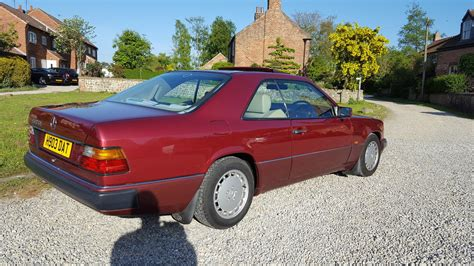 Rare and super clean 91benz, runs great and drives excellent! 1991 Mercedes Benz 300CE SOLD | Car And Classic