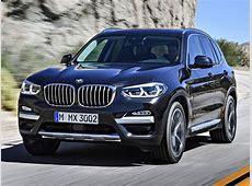Salon de Francfort 2017 BMW X3 acte 3