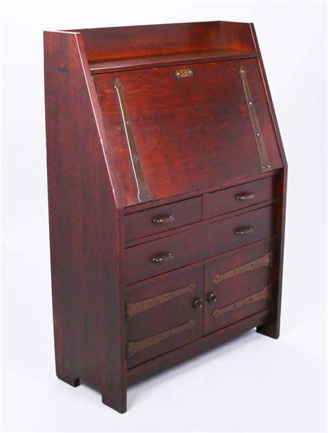 drop front desk hinge gustav stickley hinge drop front desk c1903