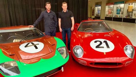 The underdog story of ford fighting. Texas Car-Designer Carroll Shelby Back in Headlines with 'Ford v Ferrari'
