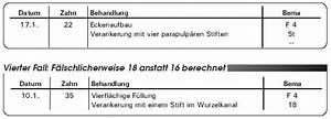 Goz Zahnarzt Abrechnung : abrechnung nach bema und goz so vermeiden sie h ufige abrechnungsfehler teil 7 ~ Themetempest.com Abrechnung