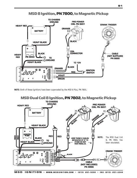 Msd Hei Wiring Diagram Free