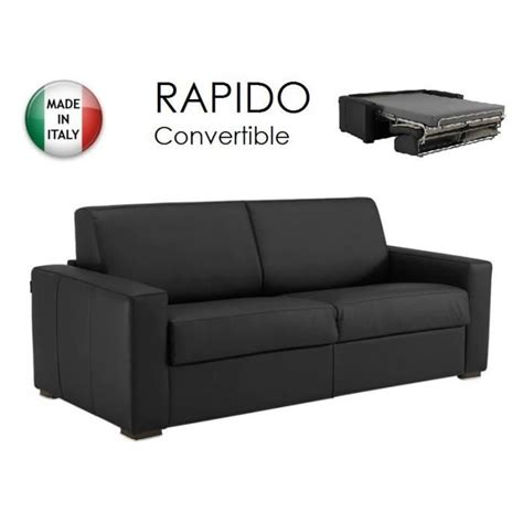 canape rapido cuir canape convertible cuir rapido discount 28 images