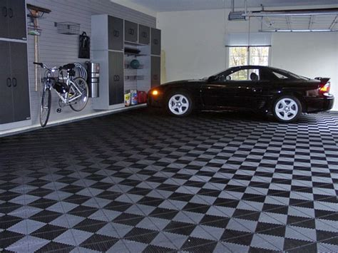 tile flooring for garage 20 garage flooring tiles designs ideas design trends
