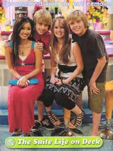 the suite life on deck cast popstar poster dylan and