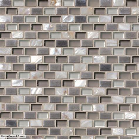 msi stone keshi blend mini brick mosaic backsplash glsmt