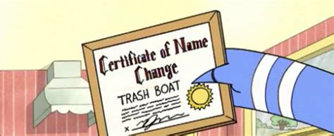 Regular Show Trash Boat Watchcartoononline by Trash Boat Regular Show Photo 30745809 Fanpop