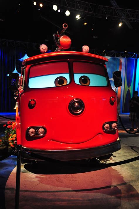 cars land red fire truck   magic flickr