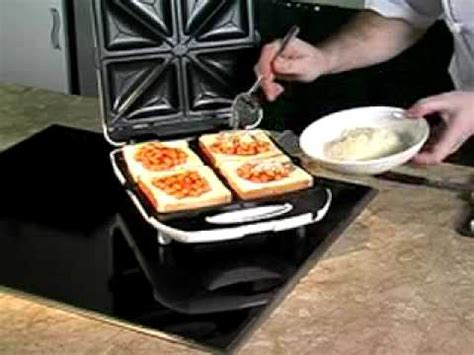 toasted sandwich  baked beans youtube