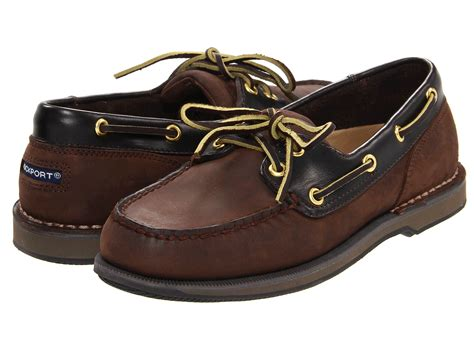 rockport boat shoes perth rockport ports of call perth at zappos