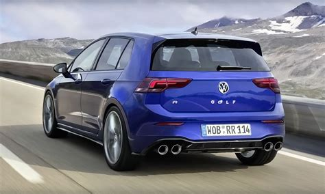 2020 Volkswagen Golf R by Volkswagen Golf 8 R To Be Unveiled In 2020 With 245 Kw
