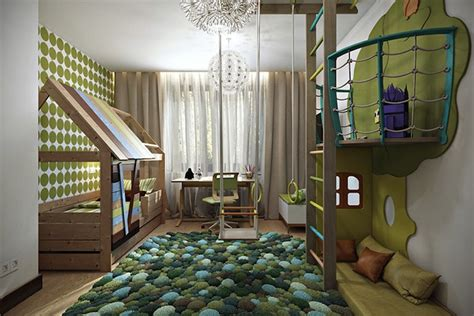 Modern Kids Bedroom Ideas Perfect For Both Girls And Boys