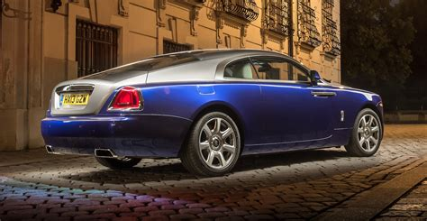 2018 Rolls Royce Wraith Photos Informations Articles