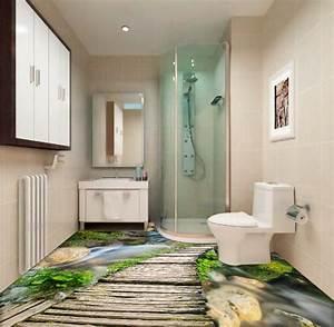 Revetement Mural Salle De Bain Adhesif : vinyle mural salle de bain 2 les 25 meilleures id233es ~ Dailycaller-alerts.com Idées de Décoration