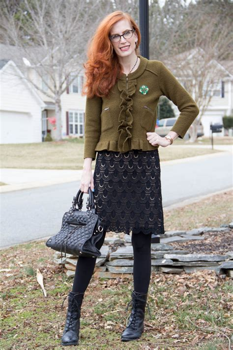 Olive This Shade of Green - Elegantly Dressed and Stylish -Fashion Over 50