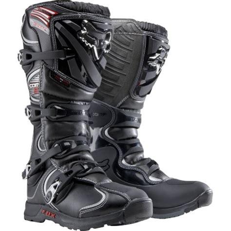 motocross boots size 5 fox racing comp 5 men s motocross motorcycle boots black