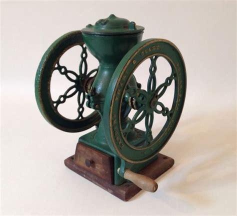 Coffee grinder five best burr coffee grinders house tour: Antique Landers Frary Clark No. 20 Coffee Mill Grinder | Antique coffee grinder, Vintage coffee ...