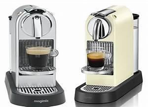 Machine Nespresso Promo : promo 130 magimix citiz m190 machine expresso 169 ~ Dode.kayakingforconservation.com Idées de Décoration
