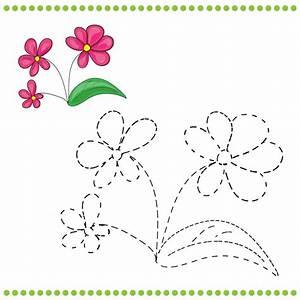 Fichas Actividades Unir Puntos Colorear Dibujos Infantiles