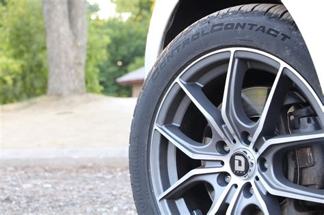 continental controlcontact sport  tire review great