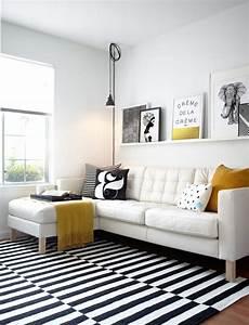 Ikea Tapis Salon : ikea salon 50 id es de meubles exquises pour vous ~ Teatrodelosmanantiales.com Idées de Décoration