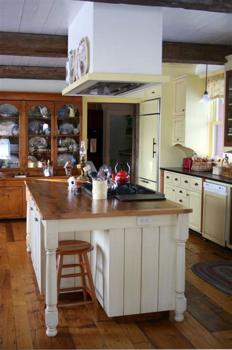 Country Kitchen Island Ideas by Kitchen Island Farmhouse Style Vermont Farm House