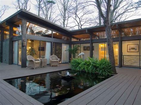 mountain brook wow house updated mid century modern home