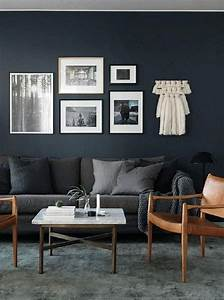 8, Photos, What, Paint, Color, Goes, With, Charcoal, Grey, Sofa, And, View
