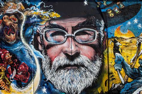 gratis billede graffiti kunst maske coloful vaeg