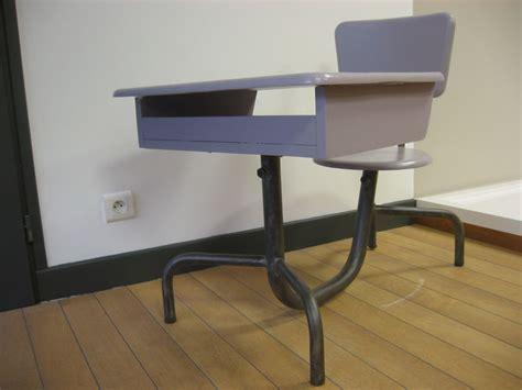 bureau ecolier vintage bureau d 39 écolier vintage atelier concept mobilier du