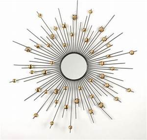 Acrylic Sunburst Mirror - Modern - Wall Mirrors - by