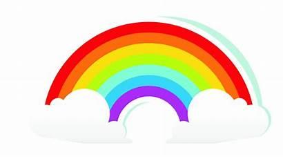 Rainbow Cartoon Cloud Clipart Freepngclipart Nature