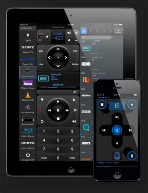 smart remote for iphone iphone and universal remote for ho