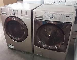 Kenmore Elite Washer  U0026 Dryer Set Front Loading