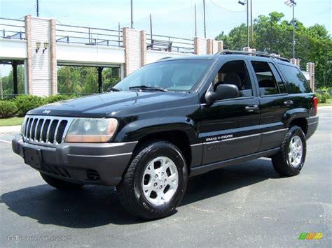 black jeep cherokee 2001 black jeep grand cherokee laredo 4x4 50231256 photo