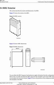 Huawei Technologies Ru3261 Remote Radio Unit User Manual