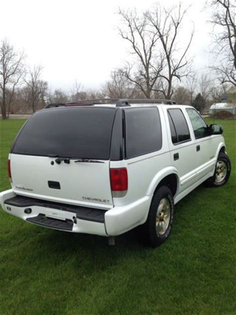 purchase   chevy blazer trailblazer package