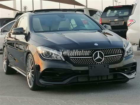 Tech wise, the compact coupe sedan received led. Used Mercedes-Benz CLA-Class CLA 250 2016 (1052470) | YallaMotor.com