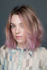 Expert Look On Pink Hair  U2013 Hairstyles For Women