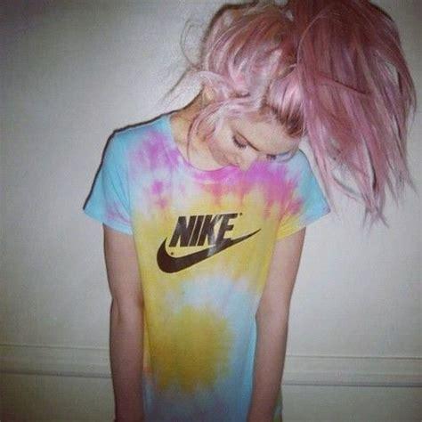 Nike Tie Dye Shirt Put Some Clothes On Pinterest
