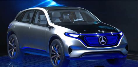 Suv Electric Car by Mercedes Electric Suv Production In 2019 Photos