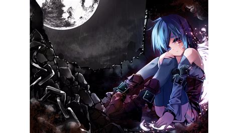 Sad Animation Wallpaper - sad anime wallpapers